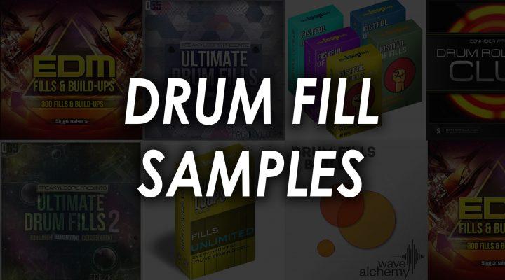 Best Drum Fill Samples – Top 7 Kits