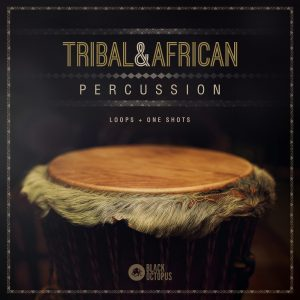 Black Octopus Tribal African Percussion Samples