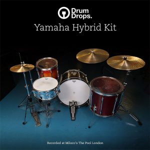 Drum Drops Yamaha Hybrid Kit Rock Drum Samples