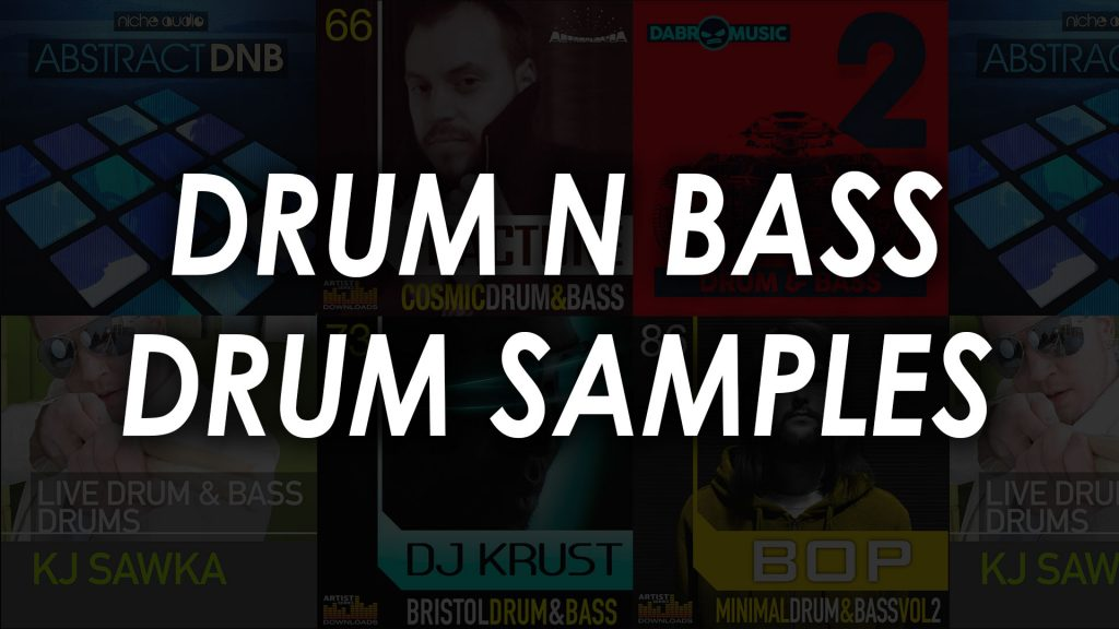 Drum-and-Bass-Drum-Samples