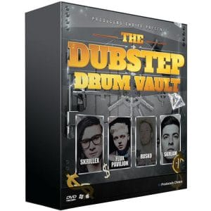 Dubstep Drum Samples Vault