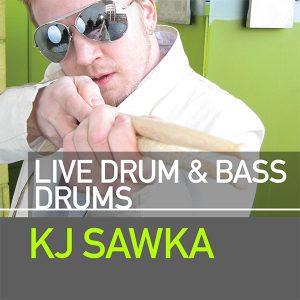 K J Sawka Live Drum n Bass Samples