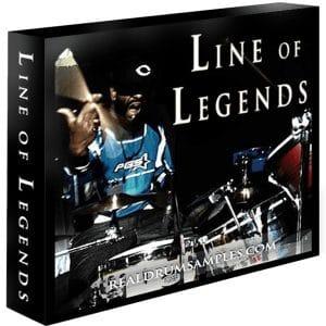 Line of Legends Hip Hop Drum Pack