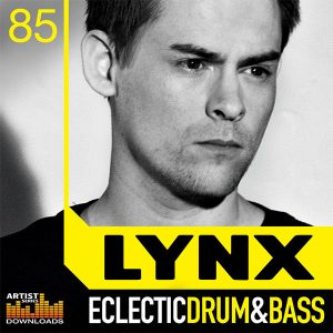 Lynx Eclectic Drum and Bass Kit