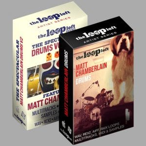 Matt Chamberlain Drums Bundle