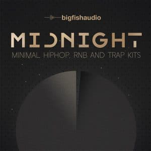 Midnight Minimal Hip Hop RnB and Trap Kits