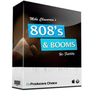 Mike Chavs 808 Kick Drum Booms