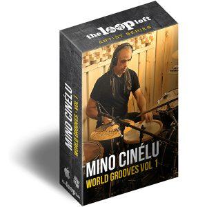 Mino Cinelu World Grooves Vol 1