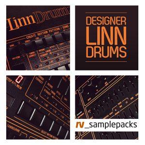 RV Designer Linn Drums 80s samples