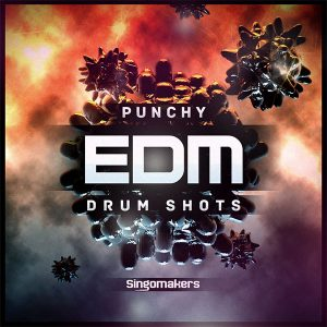 Singomakers Punchy EDM Drum Shots Sound Pack