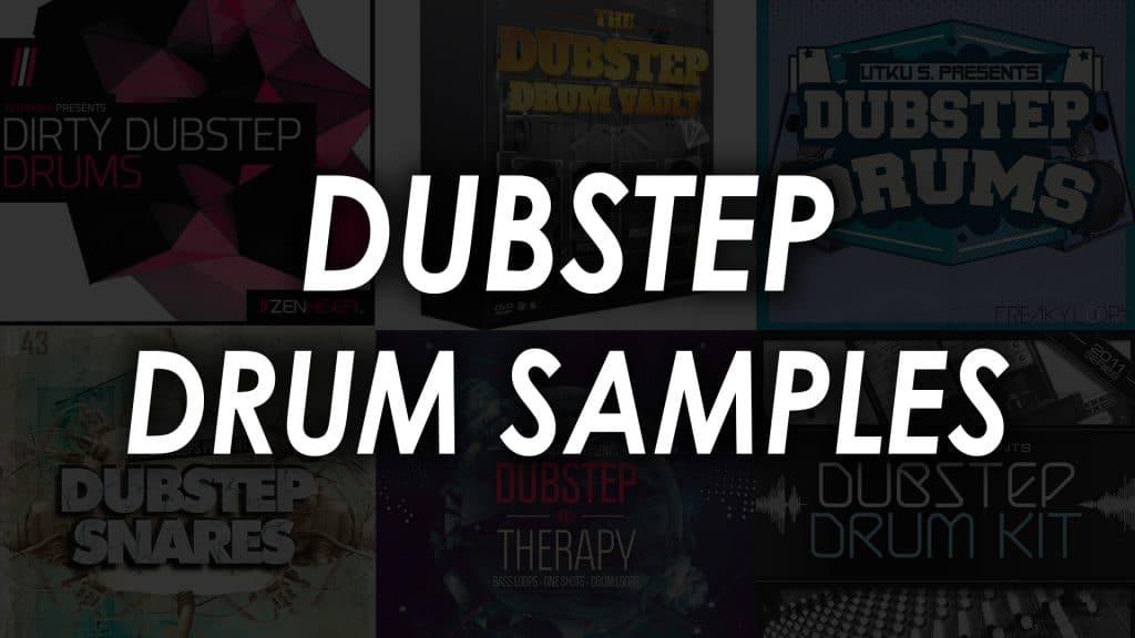 dubstep drum samples