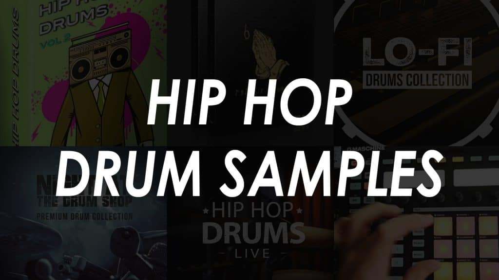 hip hop drum samples
