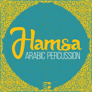Earth Moments Hamsa Vol 2 Arabic Percussion