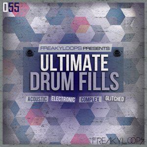 Freaky Loops Ultimate Drum Fills Samples