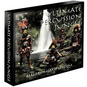 Real Drum Samples Ultimate Percussion Jungle