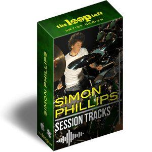 Simon Phillips Session Tracks