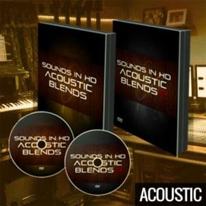 Acoustic Drum Samples Bundle