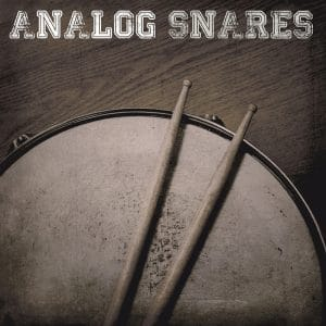 Analog Snares Real Drum Samples