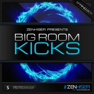 Big Room Kick Drum Samples