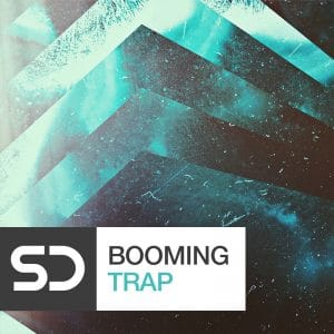 Booming Trap Drum Samples
