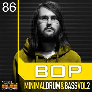 Bop Minimal Drum and Bass Vol 2