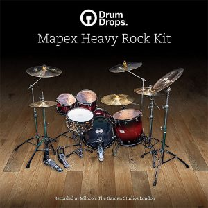 Drum Drops Mapex Heavy Rock Drum Kit Samples