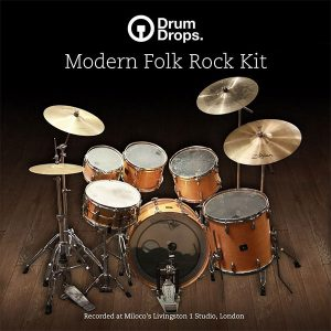 Drum Drops Modern Folk Rock Kit
