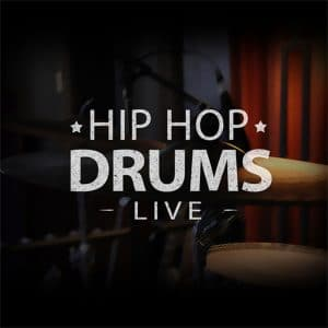 Hip Hop Drums Live Drum Samples