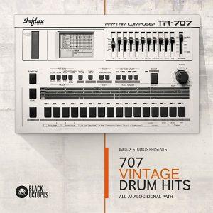 Influx Studios TR 707 Vintage Drum Hits