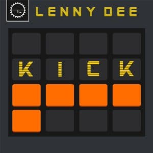 Lenny Dee Kick Samples