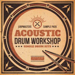 Loopmasters - Acoustic Drum Samples