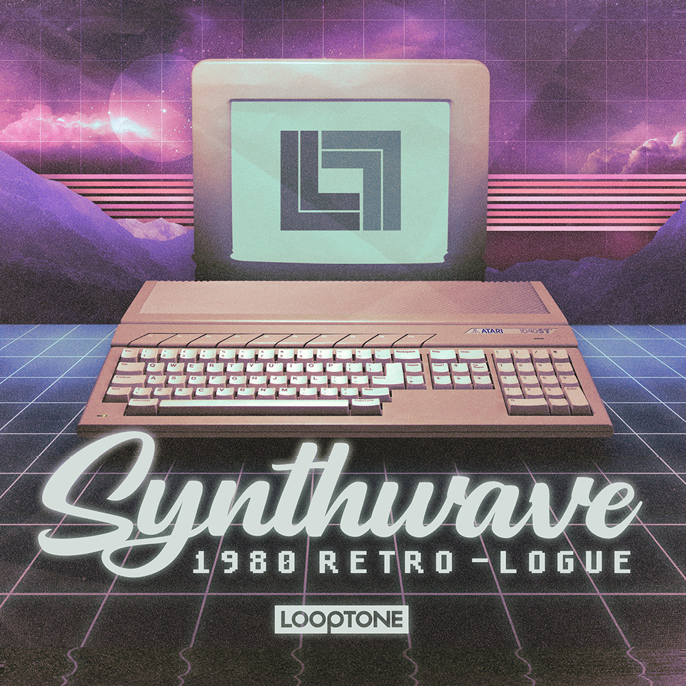 Looptine - Synthwave 1980 Retro-logue
