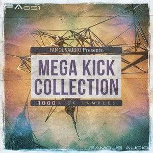 Mega Kick Drum Collection