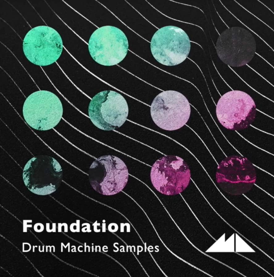 ModeAudio - Foundations - Drum Machine Samples
