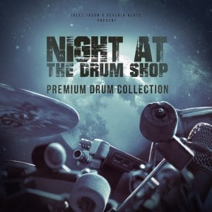 Night at the Drum Shop HipHopDrumSamples