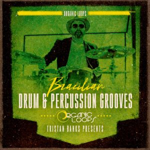 Organic Loops - Brazilian Drum _ Percussion Grooves