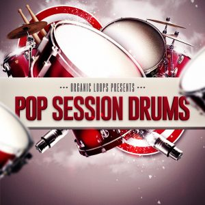Organic Loops - Pop Session Drums