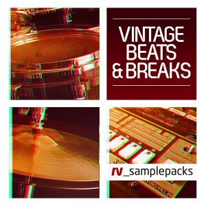 RV Sample Packs Vintage Beats and Breaks