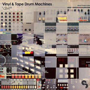 Sample Magic Vinyl and Tape Drum Machines