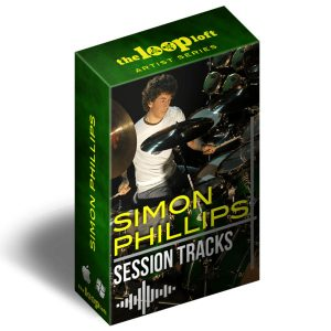 Simon Phillips Session Tracks