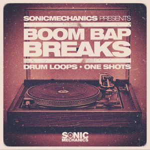Sonic Mechanics Boom Bap Breaks