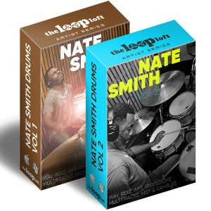 The Loop Loft Nate Smith Drums Bundle