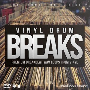 The Producers Choice Hip Hop Drum Breaks Bundle
