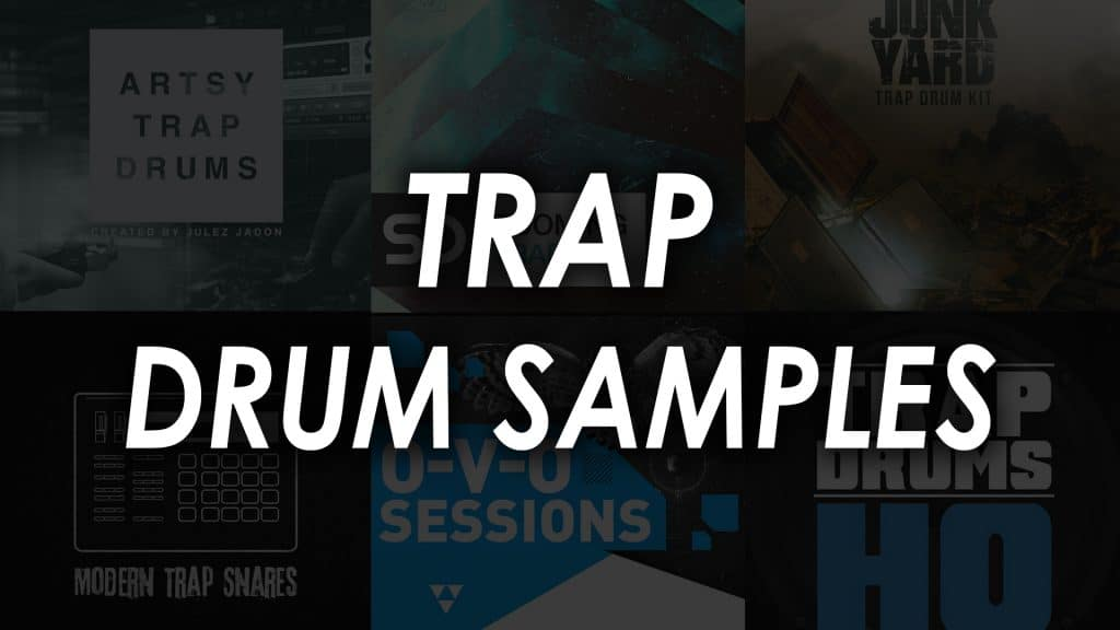 Trap Drum Samples