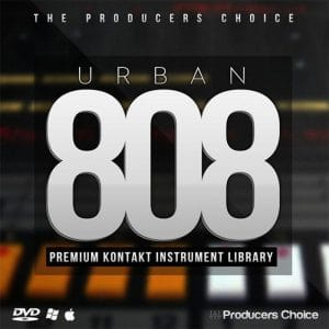Urban 808 Bass Kit
