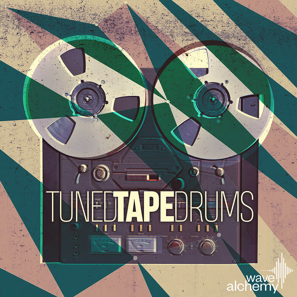 Wave Alchemy - Tuned Tape Drums