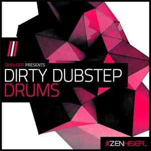 Zenhiser Dirty Dubstep Drums Sample pack