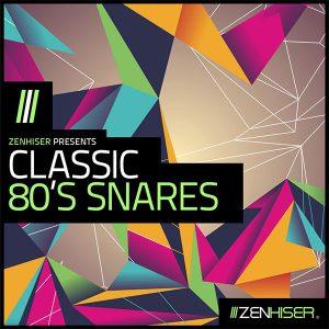 classic 80s snare drum samples