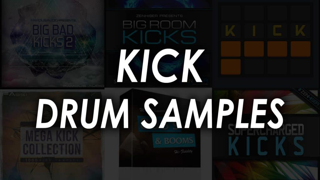 kick drum samples