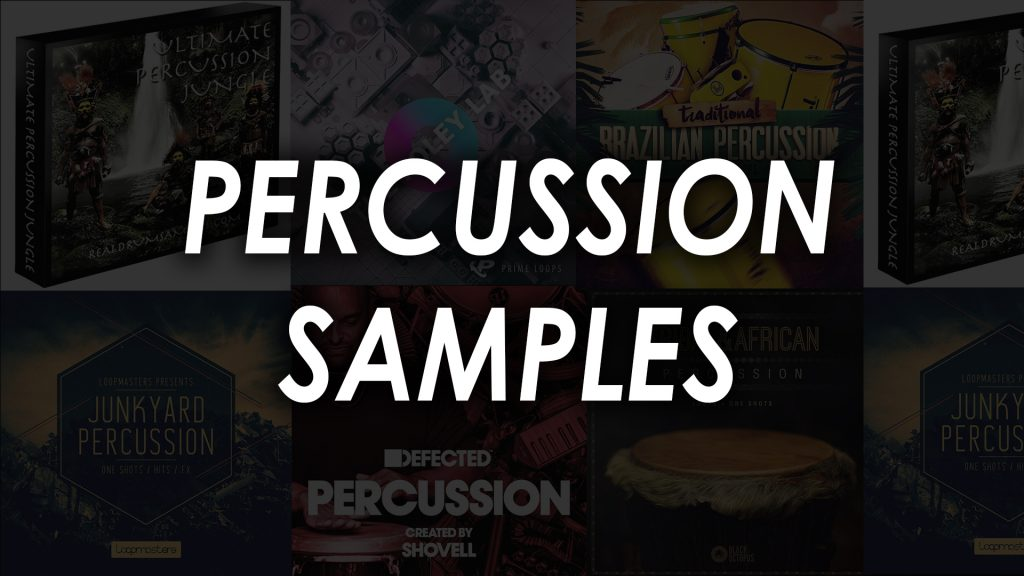 Percussion Samples